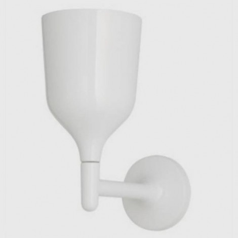 Lámpara Aplique Copacabana a Blanco, 165802500 Metalarte