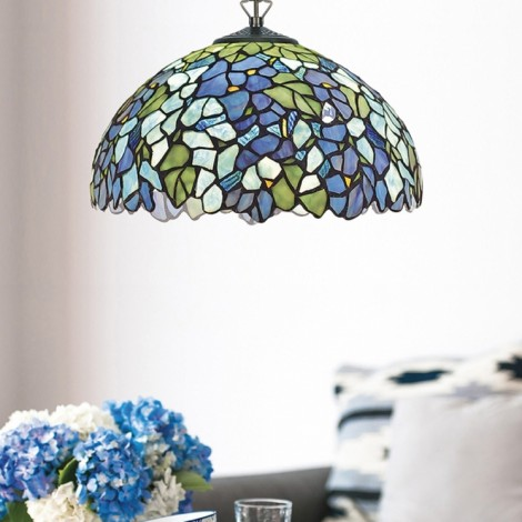 Lámpara Colgante Tiffany KT142411 + C1