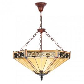 Lámpara Colgante Tiffany YT2953 + C3