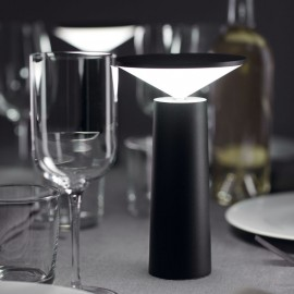 Sobremesa Cocktail Portátil Negro