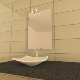 Aplique Baño LED Extrem 40/60 Driver Interno