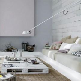 Aplique 265 75W Blanco