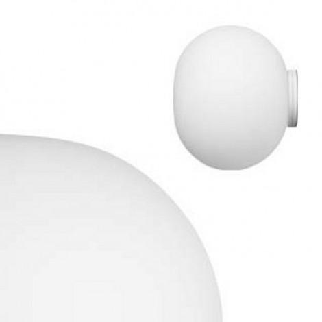 Aplique GLO-BALL C/W ZERO Blanco