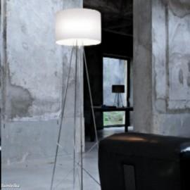 Lámpara de pie RAY F1 DIMMER Blanco