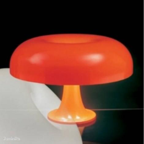 0039070A, Lámpara Sobremesa Nessino Naranja Artemide