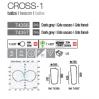 Baliza Cross-1 Mediana
