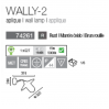 Aplique Wally-2