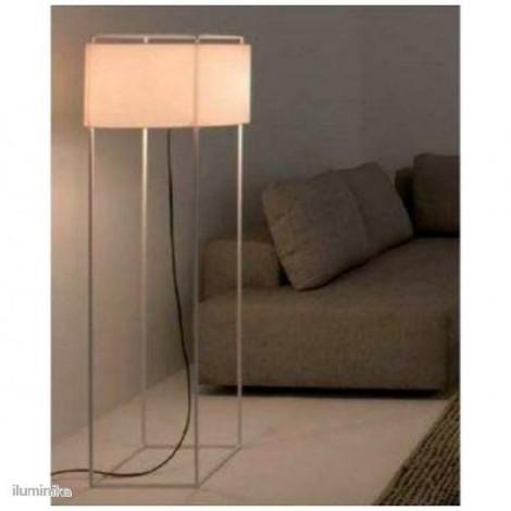Lámpara de pie Lewit p Pe Blanco