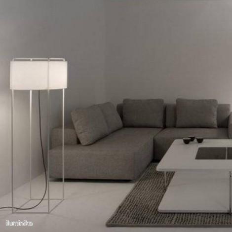 Lámpara de pie Lewit p Gr Blanco