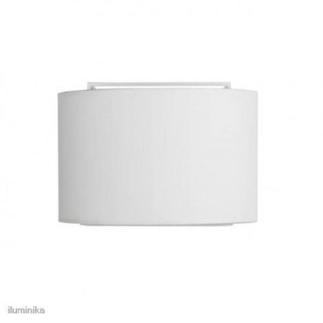 Lámpara Aplique Lewit Pe Blanco, 157602500+811782500 Metalarte