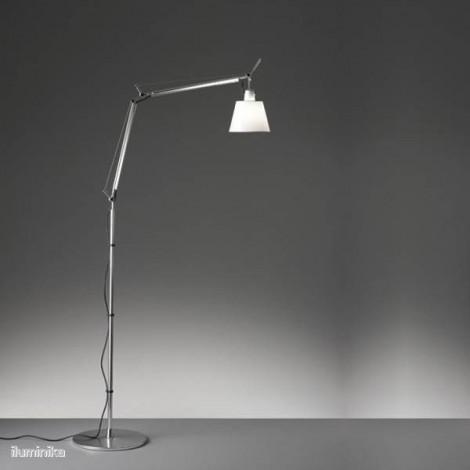 Lámpara de pie Tolomeo Basculante Terra Raso