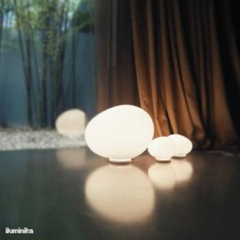 1680011 10 foscarini, Lámpara Sobremesa Gregg Grande