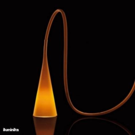 142000 53 foscarini, Lámpara Sobremesa Uto Naranja