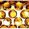 138013 52 foscarini, Lámpara Pie Caboche Grande Amarillo Oro