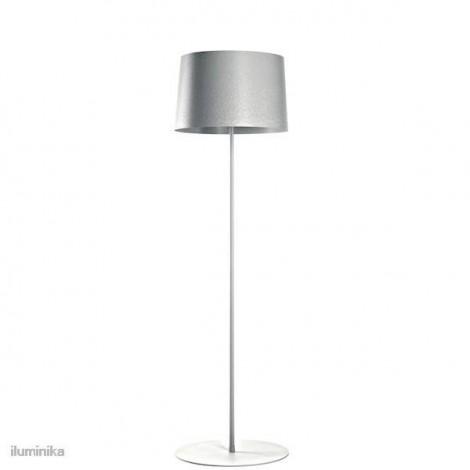 Lámpara de Pie Twiggy Lettura Blanco