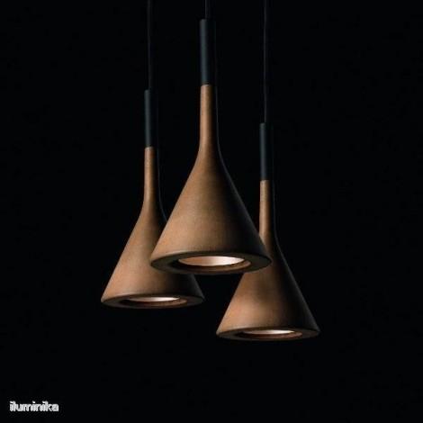 Lámpara Colgante Aplomb Marrón, 195007L 52 Foscarini