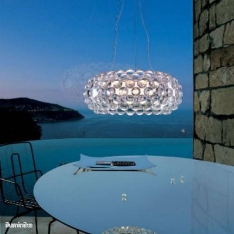 Lámpara Caboche Mediana Transparente,138007 16 Foscarini