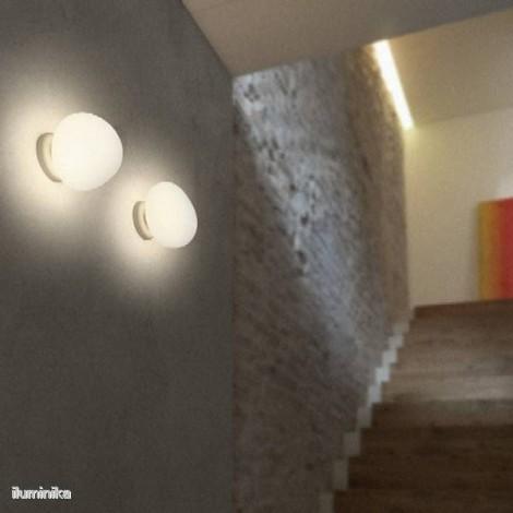 Lámpara Aplique Gregg Mediana Blanco, 168005 10 Foscarini