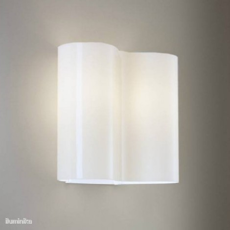 Lámpara Aplique Double 07 Blanco, 069005 11 Foscarini