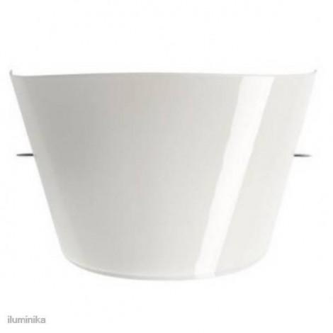 Lámpara Aplique Tutú 07 E14 Blanco Foscarini 114005I 11