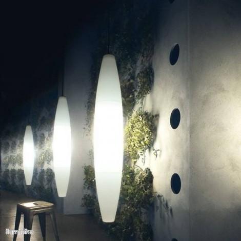 Lámpara Havana Outdoor Sospensione Blanco, 150007 10 Foscarini