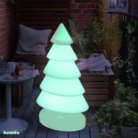 Lámpara de pie Snowy 100 Wireless