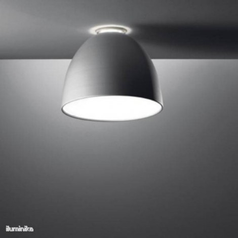Plafón Nur Mini Soffitto HALO Gris Antracita