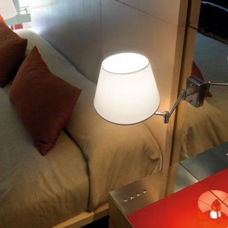 Lámpara Aplique Dover III Niquel Leds-c4 170-NS + PAN 157-14