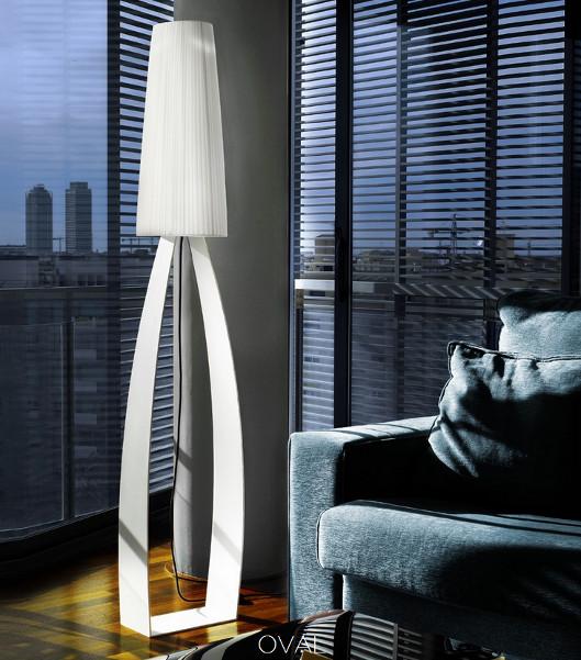 Lámpara de pie Oval - Decorluc