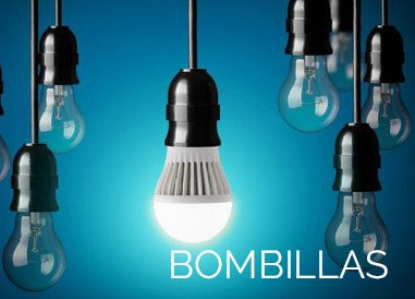 iluminika, bombillas led