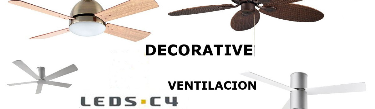 Decorative/Leds-C4 Ventilación