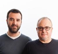 Ramón Ubeda y Otto Canalda